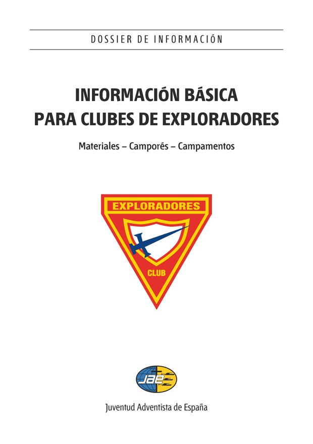 Dossier Información básica para Clubes de Exploradores